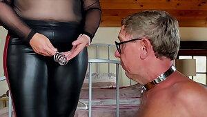 Porno latex anzug Latex anzug